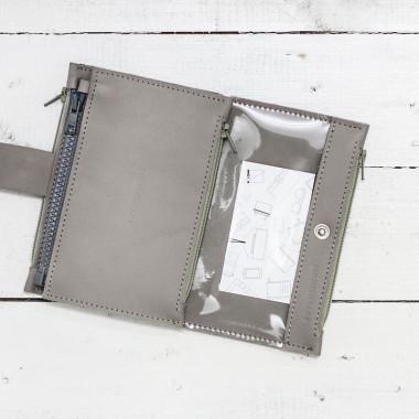 Sprytny wielofunkcyjny portfel unisex, który pomieści wszystkie twoje najpotrzebniejsze rzeczy.