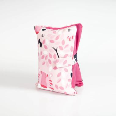 Etui, torebka na pieluchy i chusteczki - tygrys