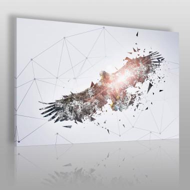 Lot chwały - nowoczesny obraz na płótnie