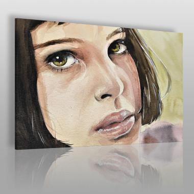 Matylda - nowoczesny obraz na płótnie