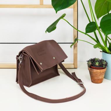 Boxy Bag L - dwuczęściowa torebka