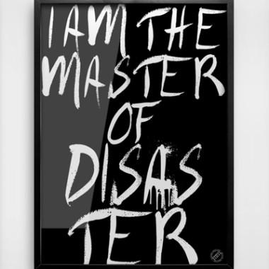 DISASTER Grafika