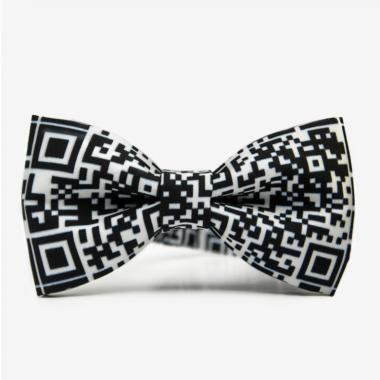 Mucha gotowa QR code print m0172