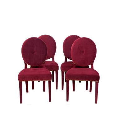 Krzesło Velvet