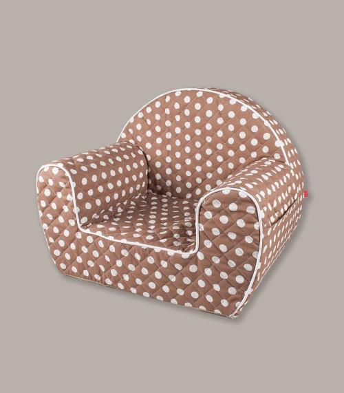 Miękkie i wygodne siedzisko dla dzieci-fotelik.