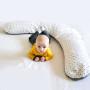 Wielofunkcyjna poduszka dla kobiet w ciąży i do karmienia