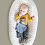 Kosmos -wielofunkcyjna poduszka dla kobiet w ciąży i do karmienia