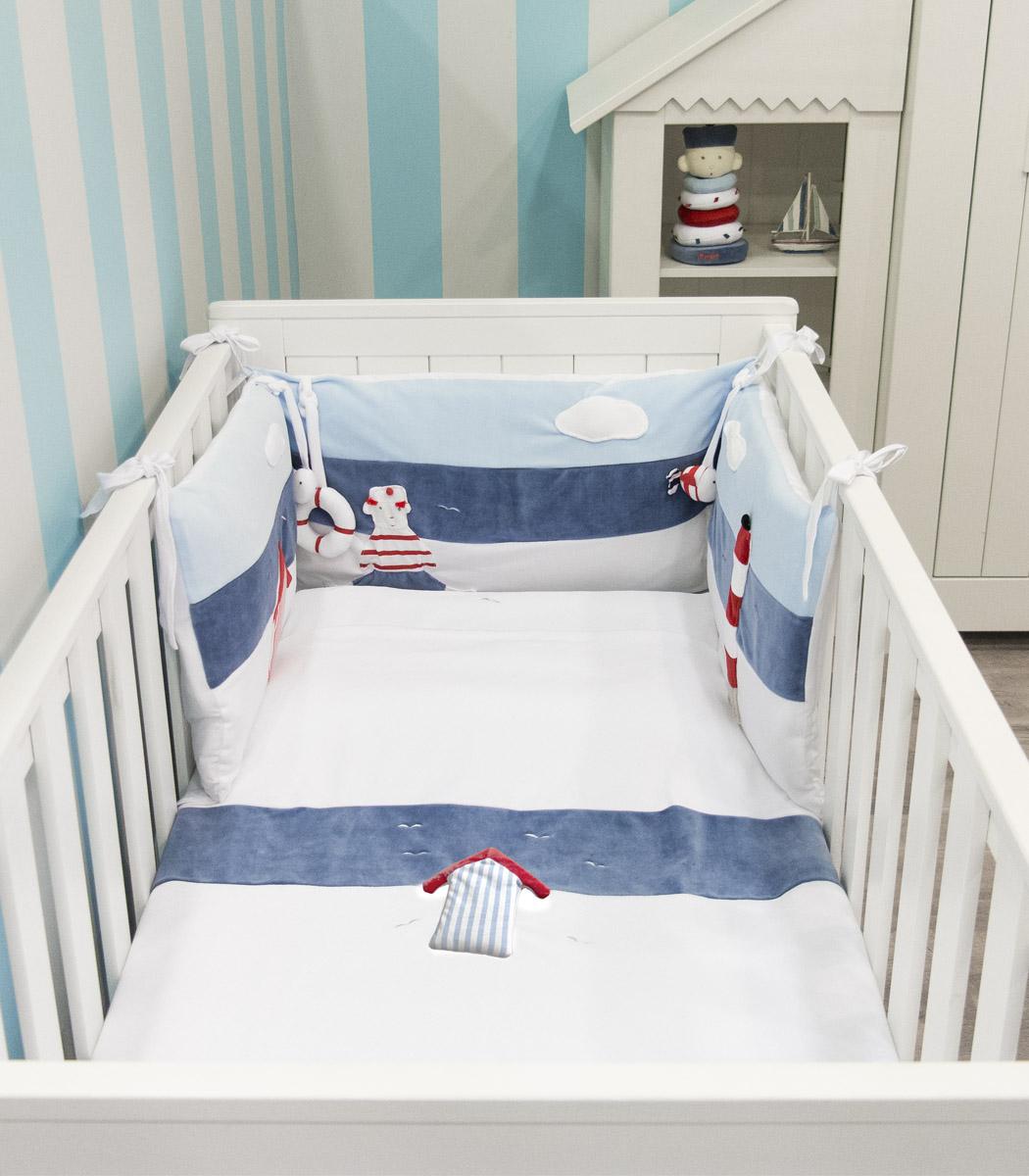 Pościel Do łóżeczka Dziecięcego Wykonane Z Najwyższej Jakości Tkaniny
