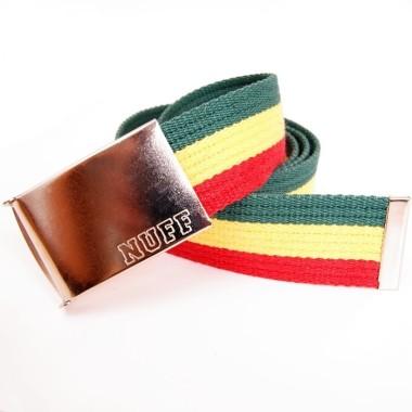 Pasek Nuff Wear - P0513 - rasta