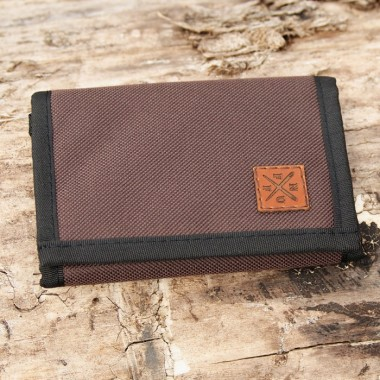 Portfel Nuff Wear Classic Collection - brown