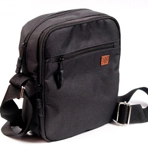 Torba miejska II na ramię - Nuff wear - black