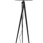 LW14-05-10 - Lampa podłogowa, sztalugowa, trójnóg.