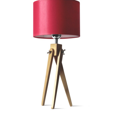 LW16-01-20 Lampa nocna sztalugowa, trójnóg.