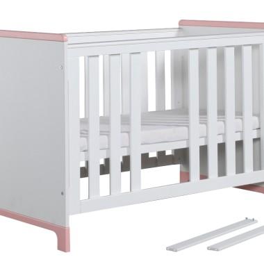 Mini - łóżeczko 120x60