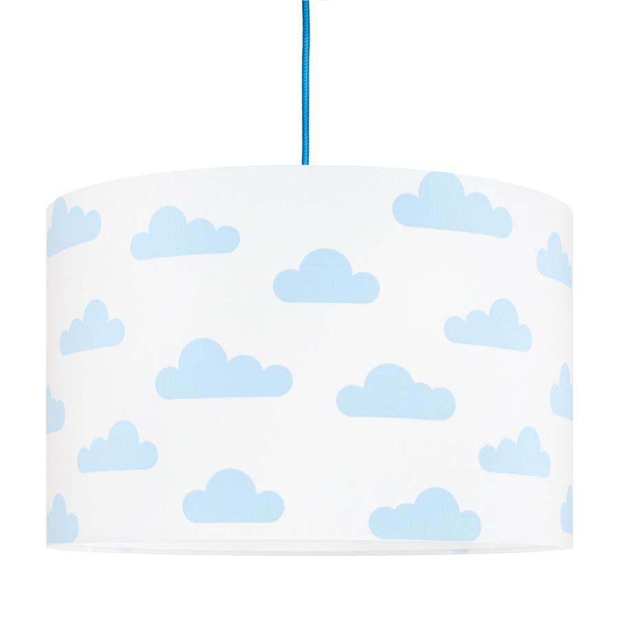 Abażur chmurki błękitne