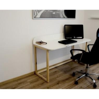 biurko- miminalistyczny wzór i elegancki wygląd, doskonałe do pracy i nauki.