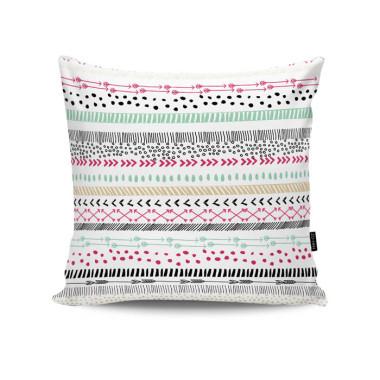 Poduszka dekoracyjna/ jasiek.Aztec.