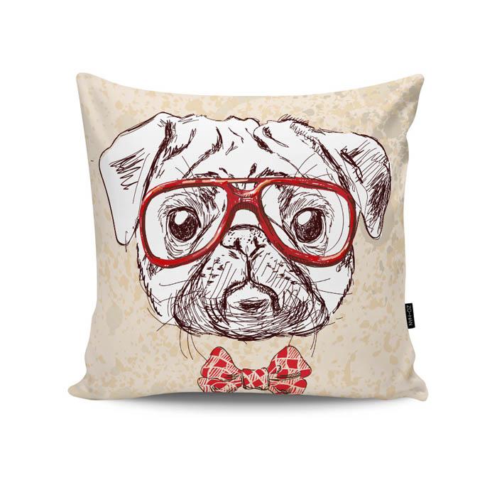 Poduszka Mr Pug
