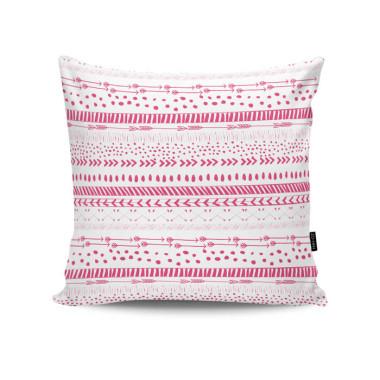 Poduszka - Pinky Aztec