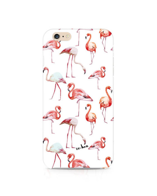 Hard-Case- etui do telefonu Flamingo