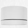 youngDECO lampa sufitowa elegance porcelanowy szary 2