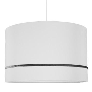 youngDECO lampa sufitowa elegance porecelanowy szary 1