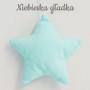 Śliczne zawieszki w kształcie gwiazdek o wielkości 15cm do pokoju dziecka. Niebieska. Dolly.