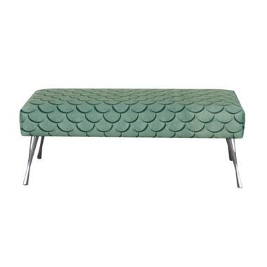 Ławka idealna do przedpokoju, salonu, sypialni czy butiku. Pasuje do aranżacji w stylu loft, indutrial.