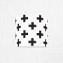 Kinkiet Krzyżyki czarne