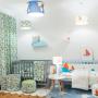 ółka chmurka to piękny i funkcjonalny dodatek do dziecięcego pokoju. Miętowa.