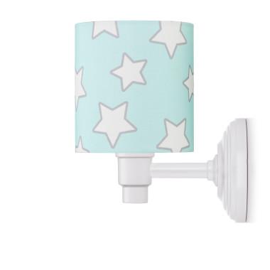 Kinkiet Mint Stars
