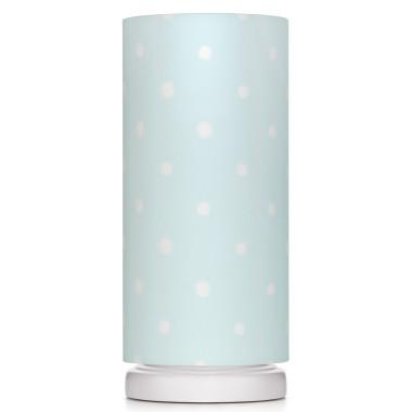 Lampka nocna White Dots. Lampka w kropki.Lamps&Co.