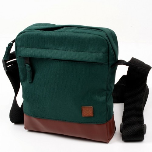 Shoulder-Bag---Small-Messenger---Nuff-wear---green-e53886e01ae2bc8dcb7a4ef5aa66ad67