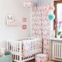 Półka chmurka to piękny i funkcjonalny dodatek do dziecięcego pokoju