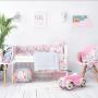 Półka chmurka to piękny i funkcjonalny dodatek do dziecięcego pokoju.