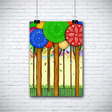 Drzewa kolorowe
