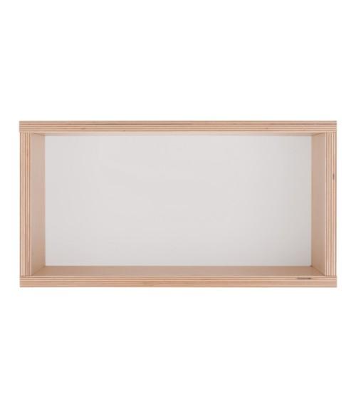 Półka obrazek z białym tłem.