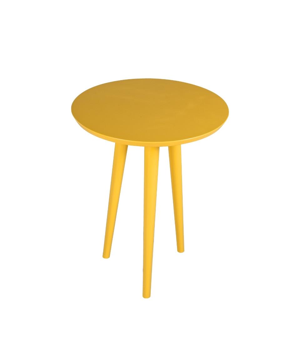 Komplet leŻółty, lekki fantazyjny stolik kawowy. Delikatny i jednocześnie elegancki kształt blatu wpasuje się do każdego wnętrza.Stoliczki sprawdzają się zarówno jako ławy; stoliki kawowe lub elementy dekoracyjne.kkich fantazyjnych stolików Twee.Stoliczki sprawdzają się zarówno jako ławy; stoliki kawowe lub elementy dekoracyjne
