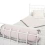 youngDECO łóżko metalowe CLASSIC białe 3