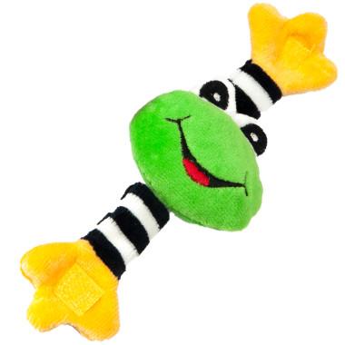 Grzechotka na rączkę Żaba