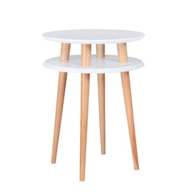 side table ragaba d. 45cm; h. 61cm