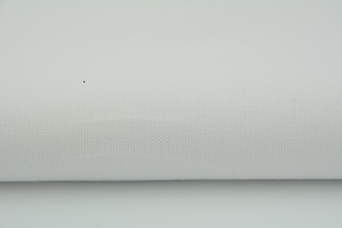 Zasłona jednobarwna biała - do sypialni, salonu, jadalni.