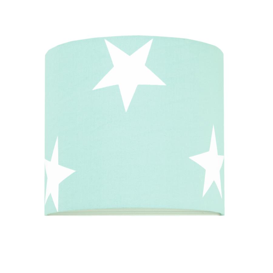 Kinkiet Gwiazdy na miętowym. youngDeco.