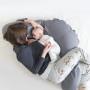 Słoniki 2016 - wielofunkcyjna poduszka dla kobiet w ciąży i do karmienia
