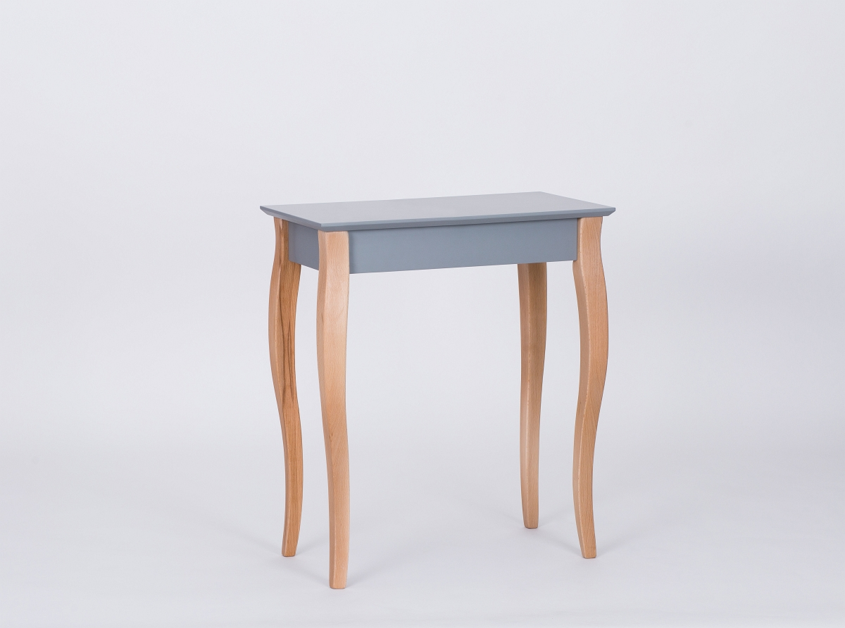 Konsola, stolik do przedpokoju, salonu ciemnoszara