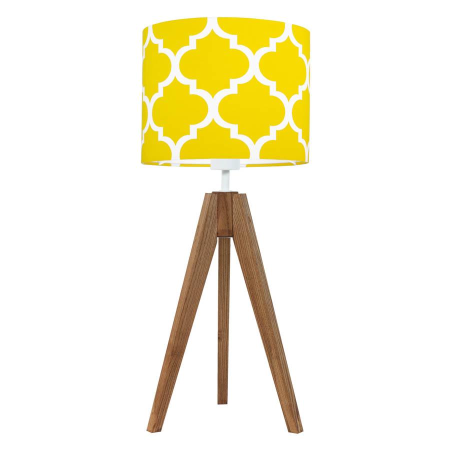 Koniczyna marokańska żółta