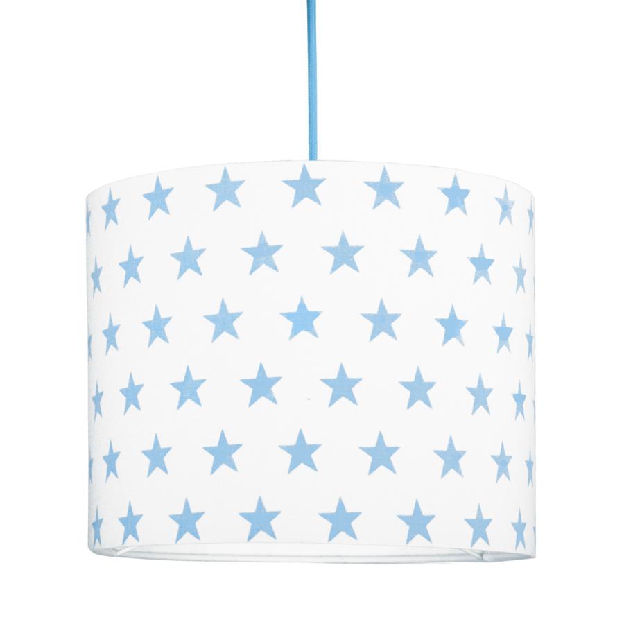 youngDECO lampa sufitowa MINI gwiazdki błękitne 1