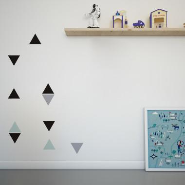 Naklejki ścienne do pokoju dziecka-ozdoba na ścianę