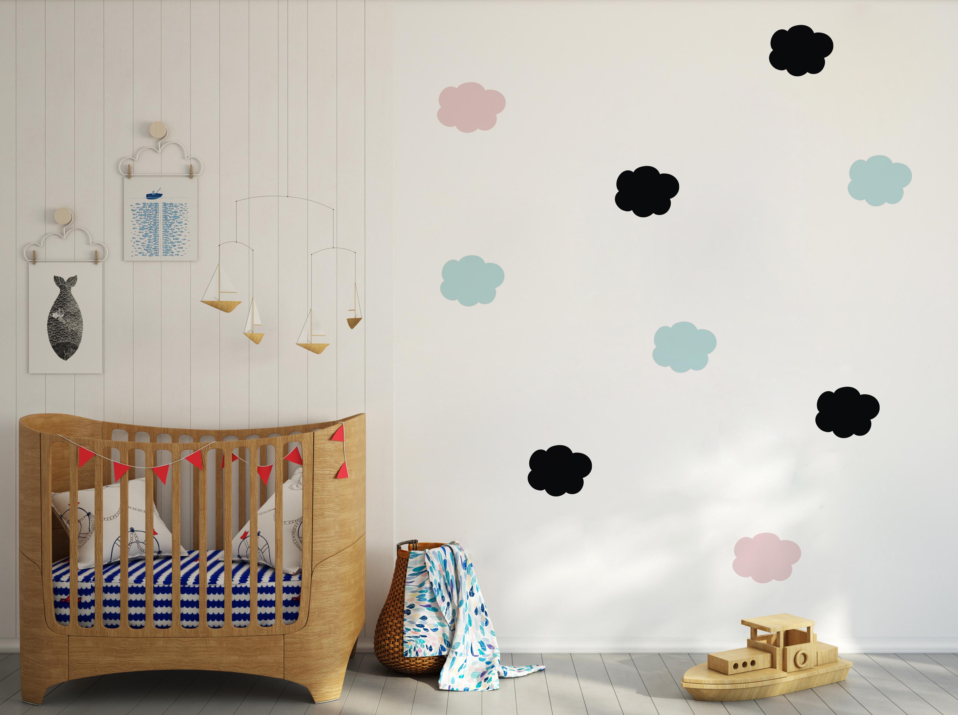 Naklejki ścienne Clouds 15