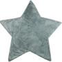 Dywanik futerkowy gwiazdka